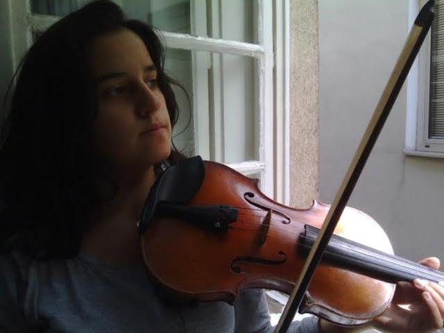 Mlada violinistkinja Milica Žugić otvara jesenji deo ciklusa najboljih studenata FMU-a