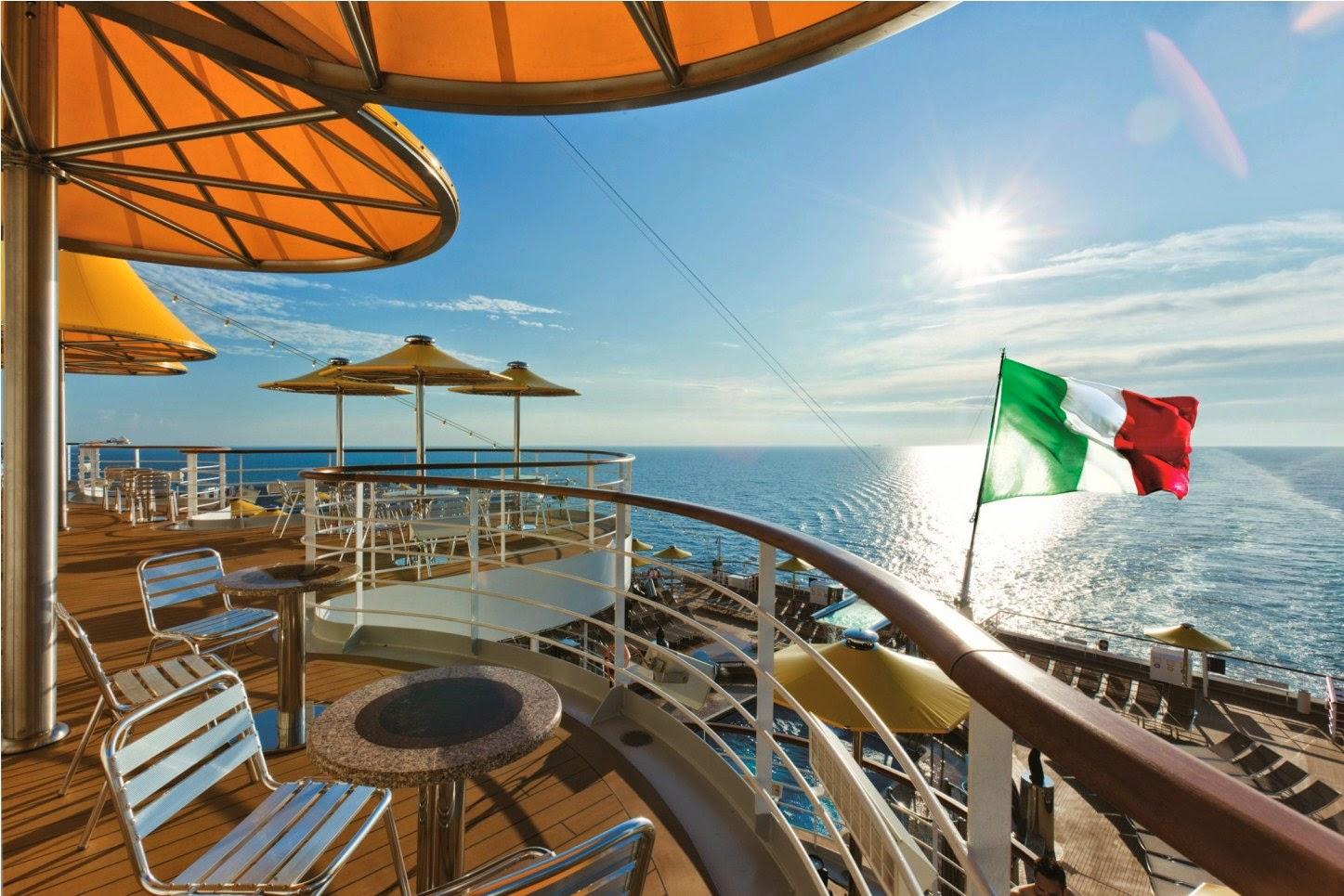 Costa Crociere Ambasciatrice dell'Italia nel Mondo