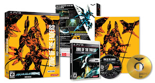zone of the enders hd collection limited edition box art Zone Of The Enders HD Collection Limited Edition Details