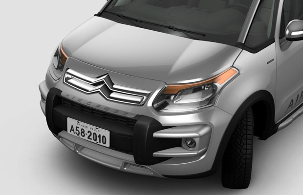 automovel Citroën Aircross Atacama