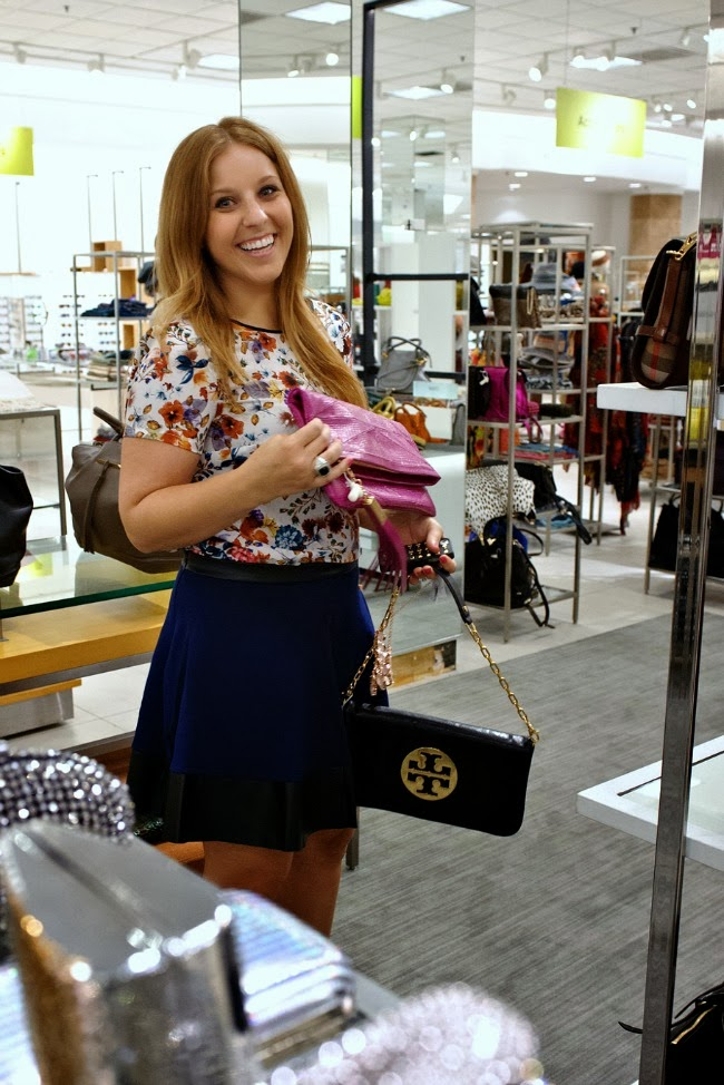 Come party at Nordstrom with me!}