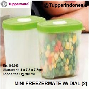 Tupperware - Freezer Collection