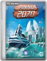Capa Anno 2070   PC (Completo) 2011 + Crack