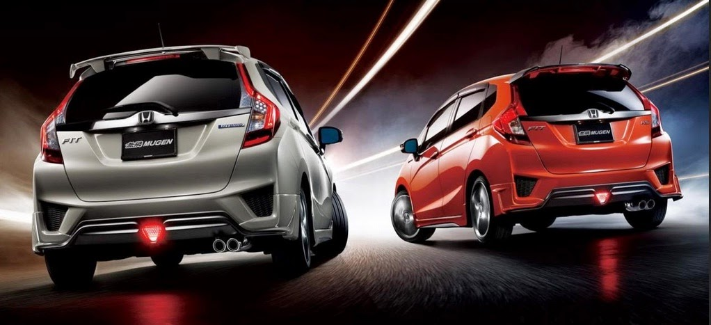 HONDA ALL NEW JAZZ MUGEN S/RS 2014