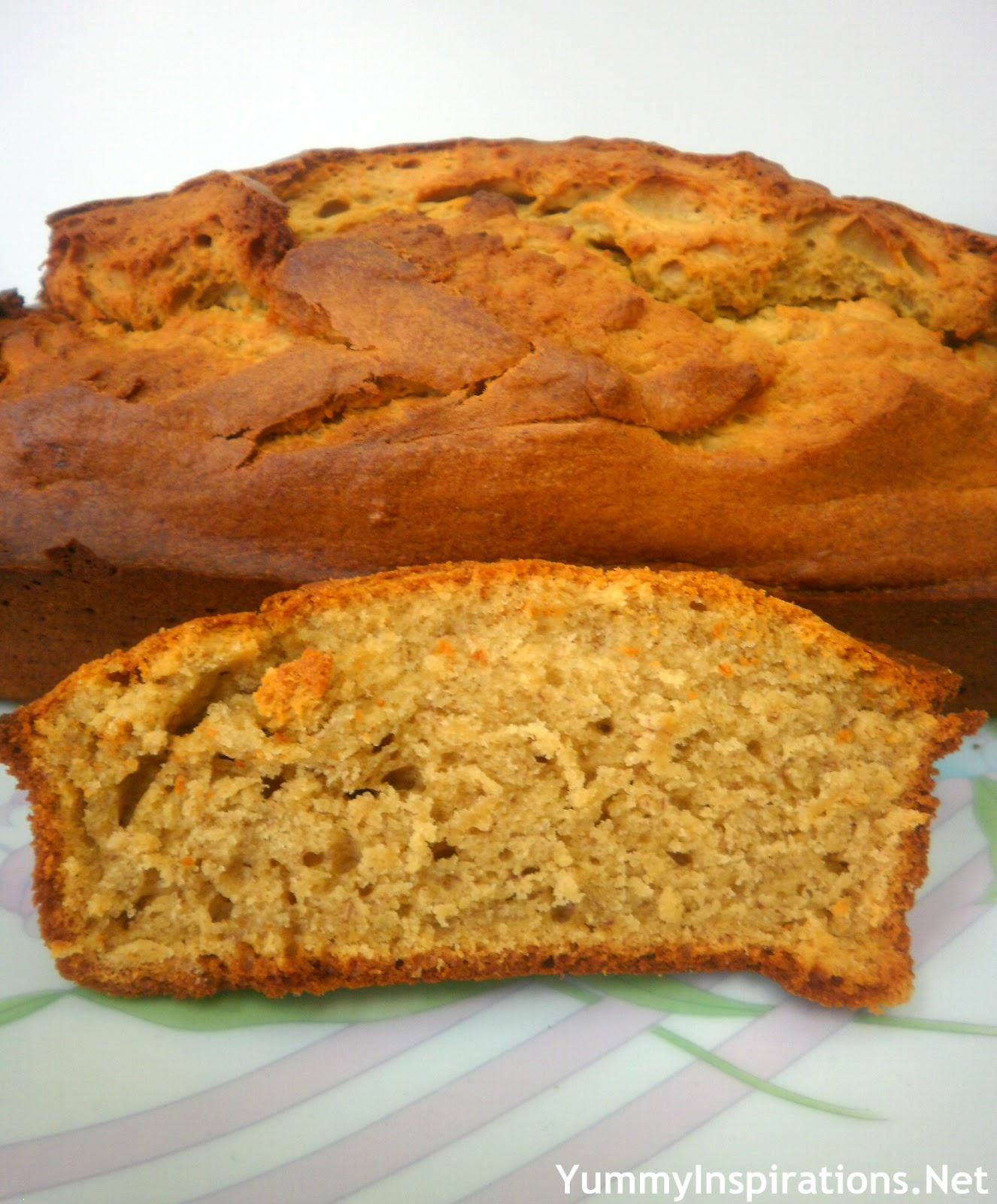 Banana & Coconut Bread