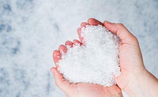 Parábola de la sal. Estudio de la sal en la Biblia. NT | Ana de ...
