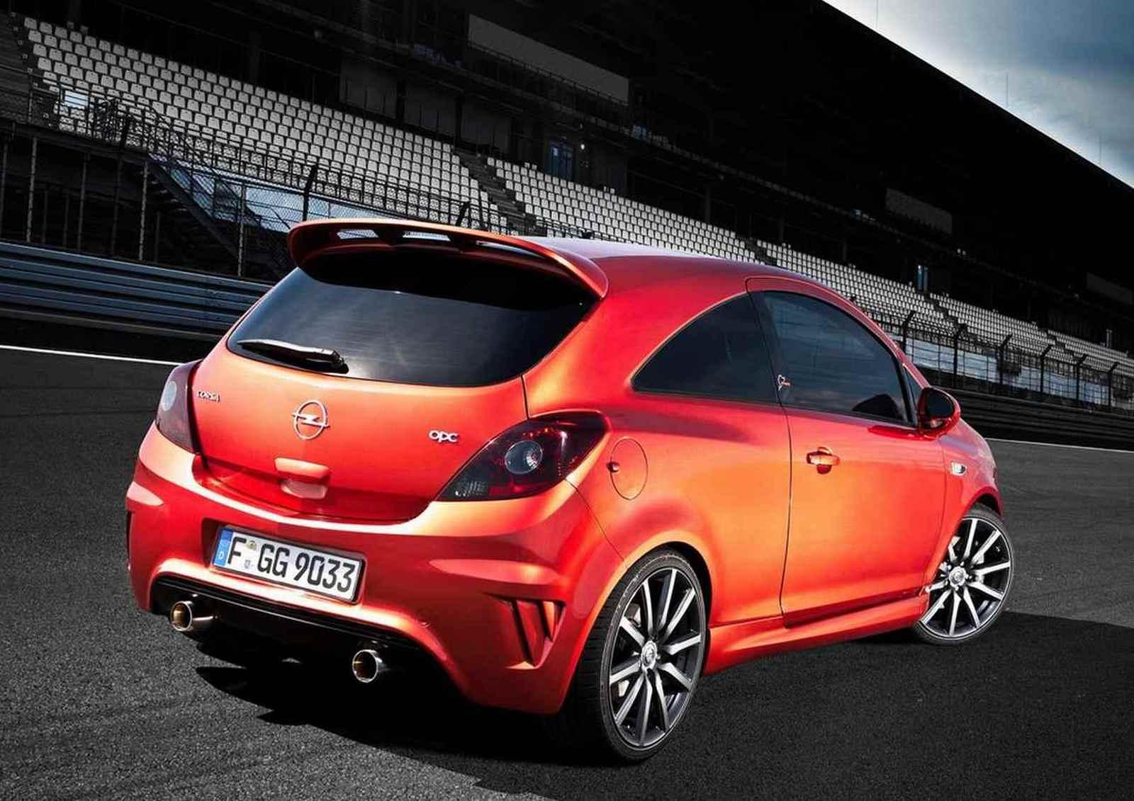 Carsautomotive: Opel Corsa OPC Nurburgring Edition 2011