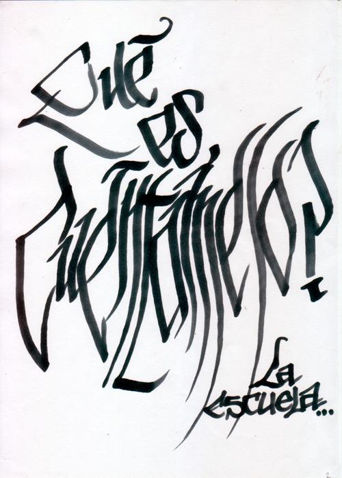 8 Tipografias Letras De Graffiti Graffiti Tutorial