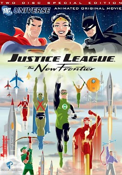 Những Siêu Nhân Công Lý: Biên Giới Mới - Justice League: The New Frontier (2008) Poster