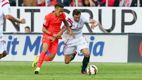 Video Full Match Sevilla vs Barcelona 2-2 Liga BBVA Matchday 31