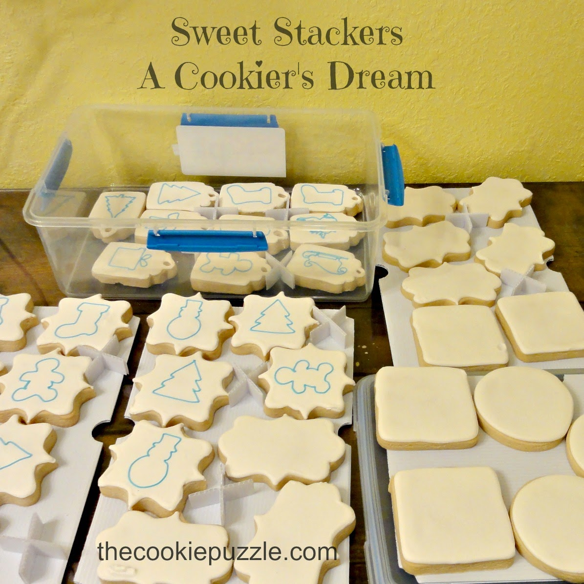 Sweet Stackers: A Cookier's Dream