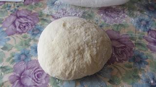 замесили тесто для пахлавы