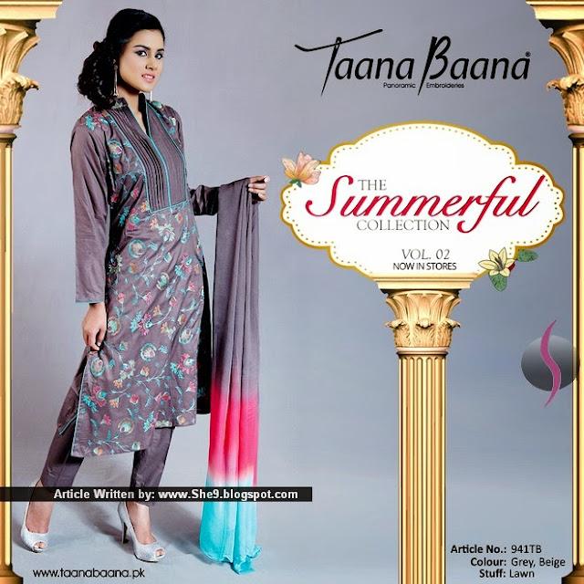 Taana Baana Summer 2015 Volume-2