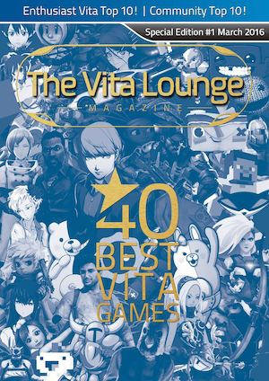 Revista The Vita Lounge |