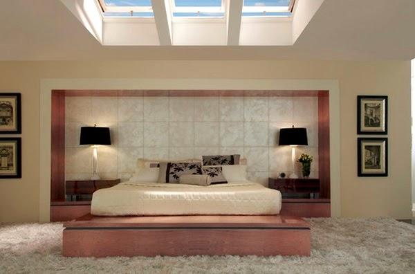 Rideau De Salon Blanc : Décorations chambres avec influence asiatique ~ Décor de Maison