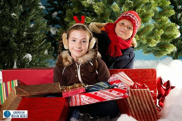 Los regalos para Navidad para los niños