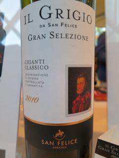 Il Grigio Da San Felice Gran Selezione Chianti Classico 2010 - DOCG, Tuscany, Italy (92 pts)
