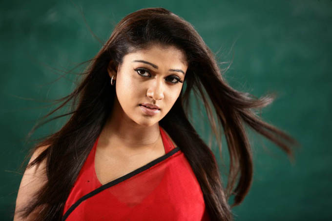 Indi Celebz: South Indian Siren Nayanthara in Red Hot ...