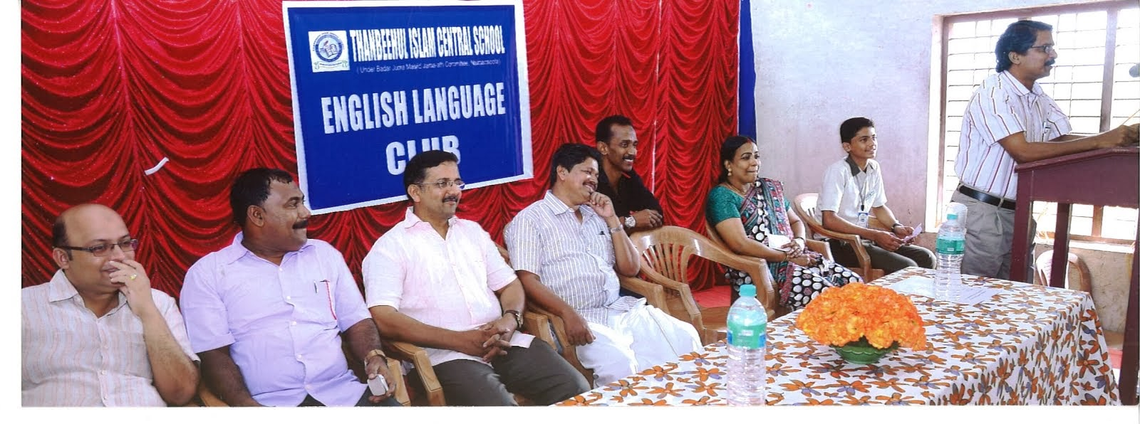 Inauguration of English Club