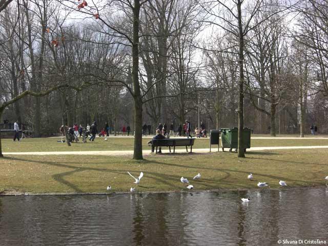 Vondelpark ad Amsterdam