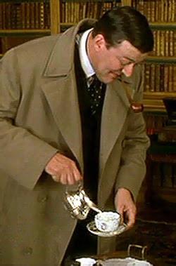 Tasses de thé au cinéma et à la télé Inspector