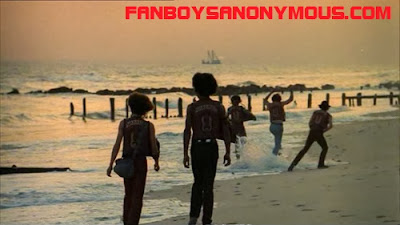 The Warriors action movie ending Coney Island