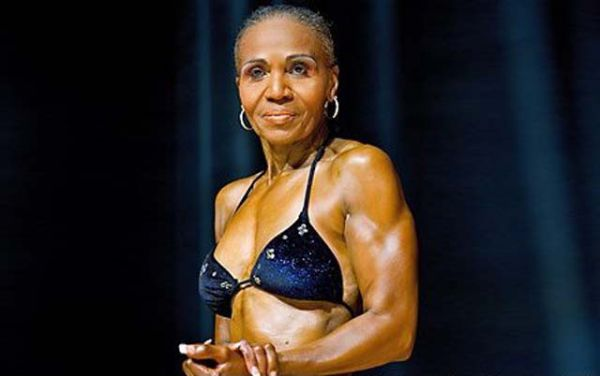oldest+female+bodybuilder+in+history7 Oldest female bodybuilder in history (10 pics + video)
