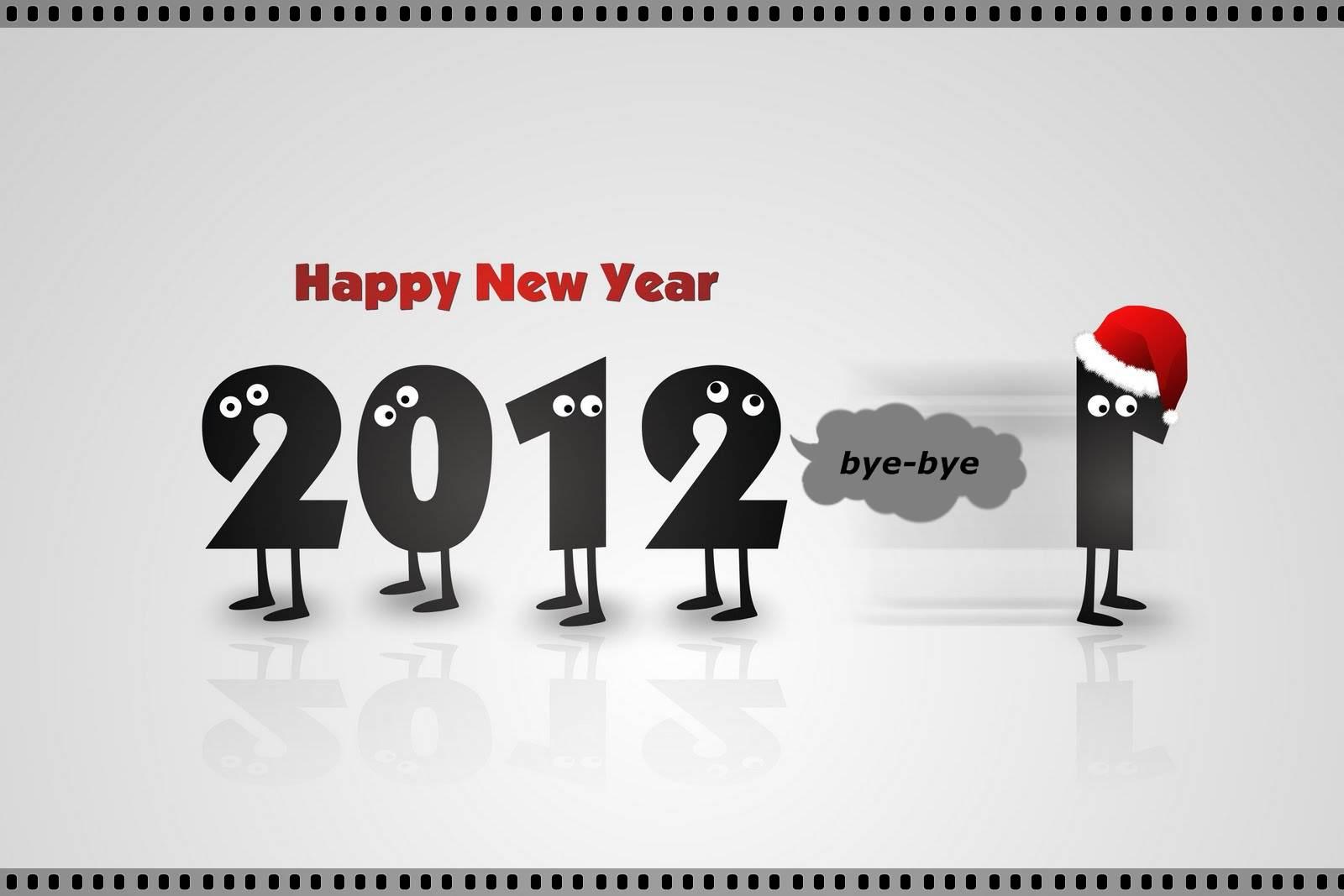 happy 2012 new year me mythrills