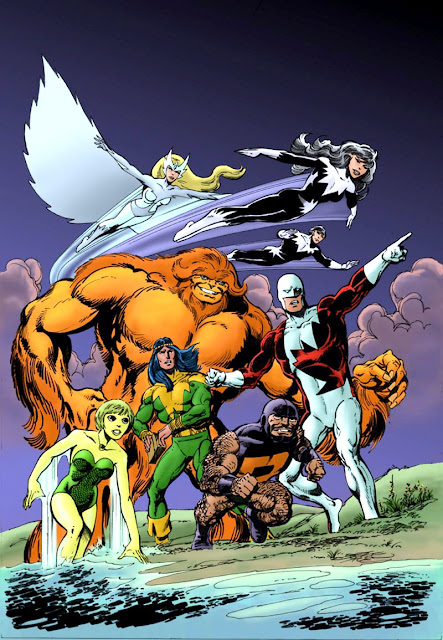 Marrina Smallwood Character Review - Alpha Flight Team