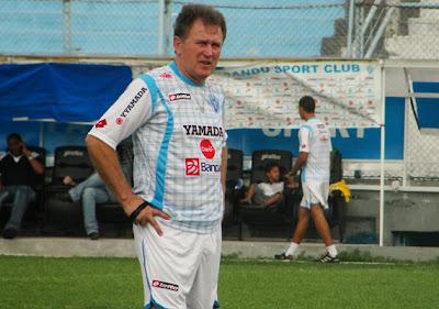 Treinandor Edson Gaucho