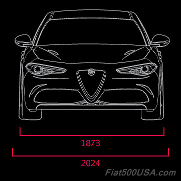 2017 alfa giulia qv specifications fiat 500 usa. Black Bedroom Furniture Sets. Home Design Ideas