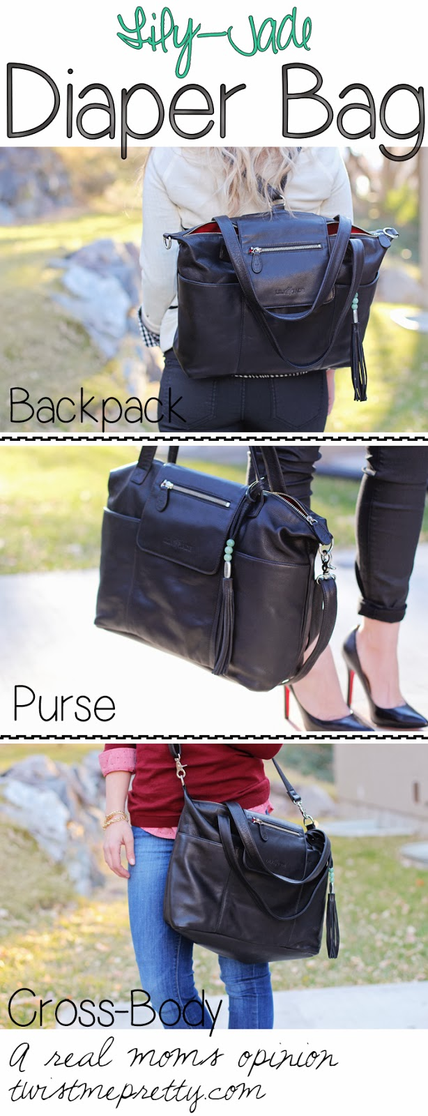 Let's chat about diaper bags - Twist Me Pretty