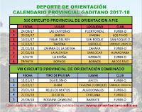 Calendario Cádiz 2017-2018