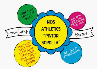 "KIDS ATHLETICS ""PINTOR SOROLLA"""
