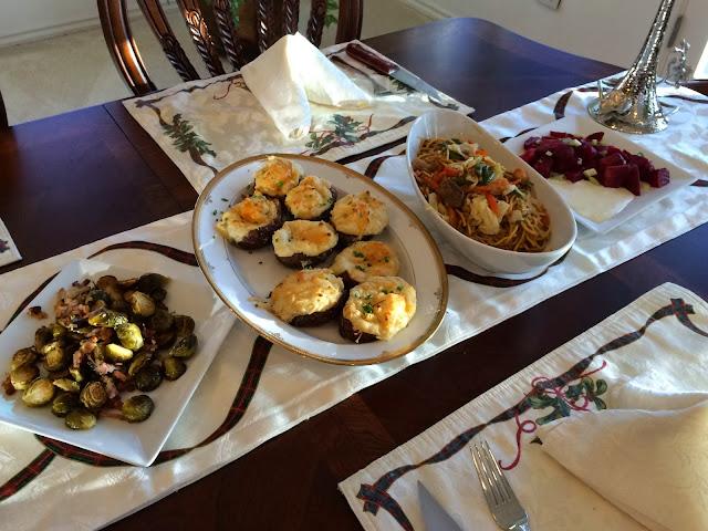 Taste of hawaii christmas prime rib dinner at home