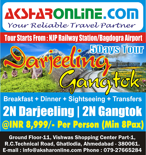 Darjeeling Gangtok Sikkim Tour Packages