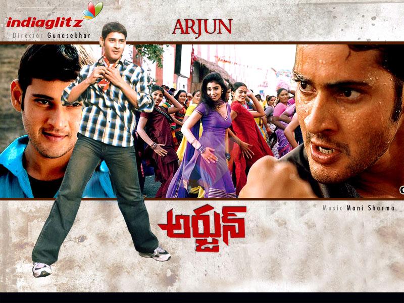 Arjun (2004) DVD Hindi Dubbed