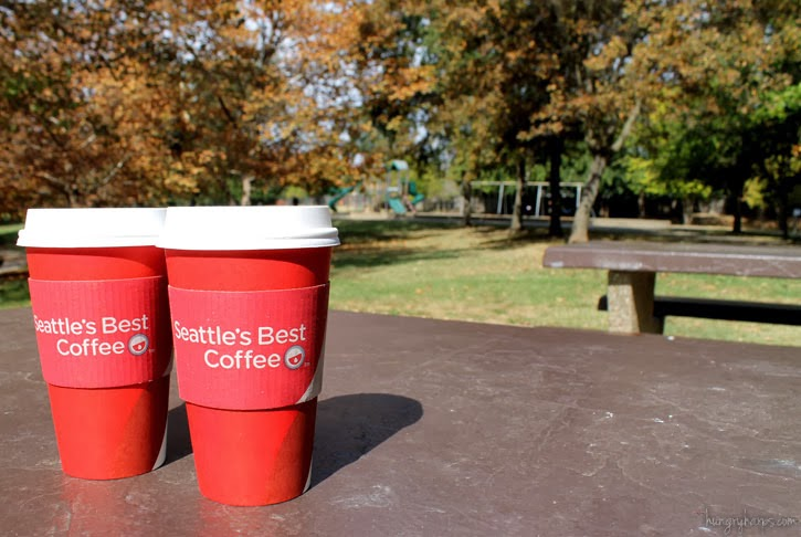Convienent Coffee for a Trip to the Park #Rubi2Go