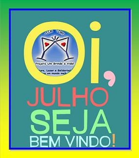 CHEGOU O MÊS DE UBAV-BRASIL