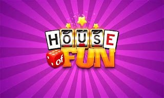 Screenshots of the House of fun Slots for Android tablet, phone.