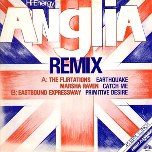VA - Anglia Remix