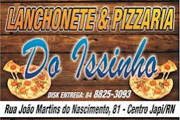 LANCHONETE E PIZZARIA DO ISSINHO