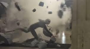Taylor Swift Had A Scary Stunt Fail On 'Bad Blood' Set