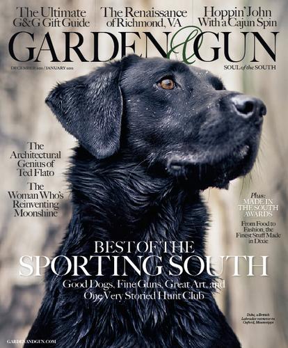 garden and gun magazine red clay