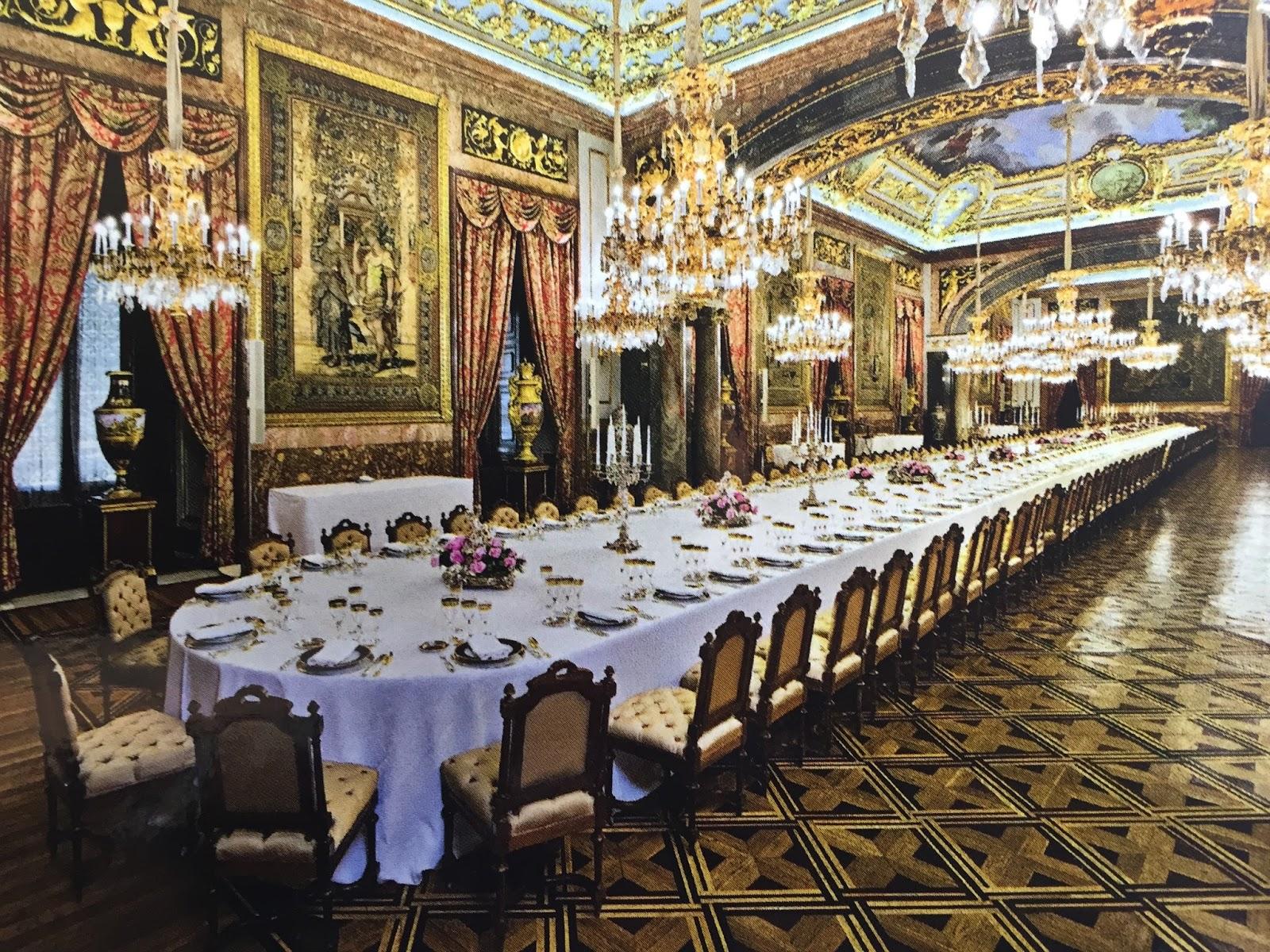 Voyages exp dition le blogueur voyageur madrid espagne for La salle a manger sevres