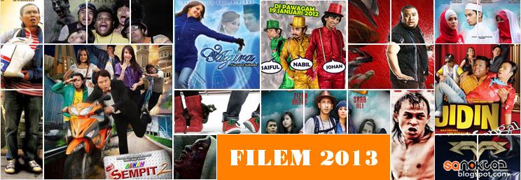 Berikut Adalah Senarai Filem Melayu Terbaru Yang Bakal Menemui Peminat