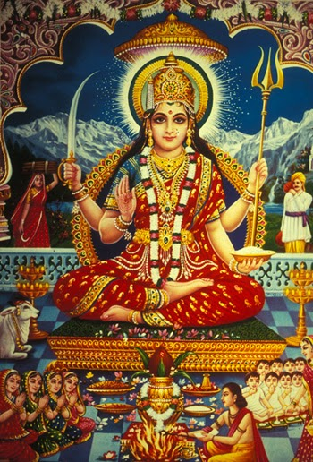 Picture Collection Santoshi Maa Wallpapers