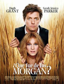 ¿Y dónde están los Morgan? (2009) online