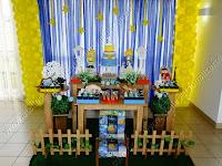Decoração de festa infantil O Pequeno Príncipe