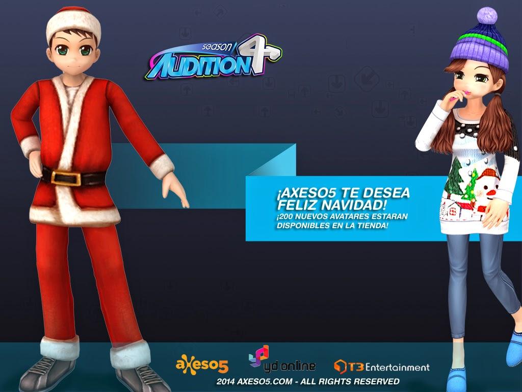 Chance Hack Free Audition de Latino Diciembre